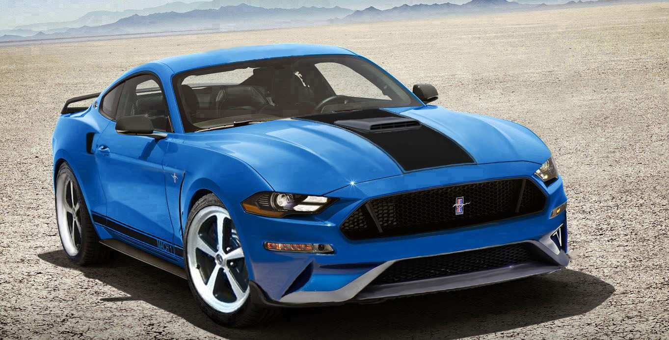 16 The Best Ford Mach 1 2020 Release