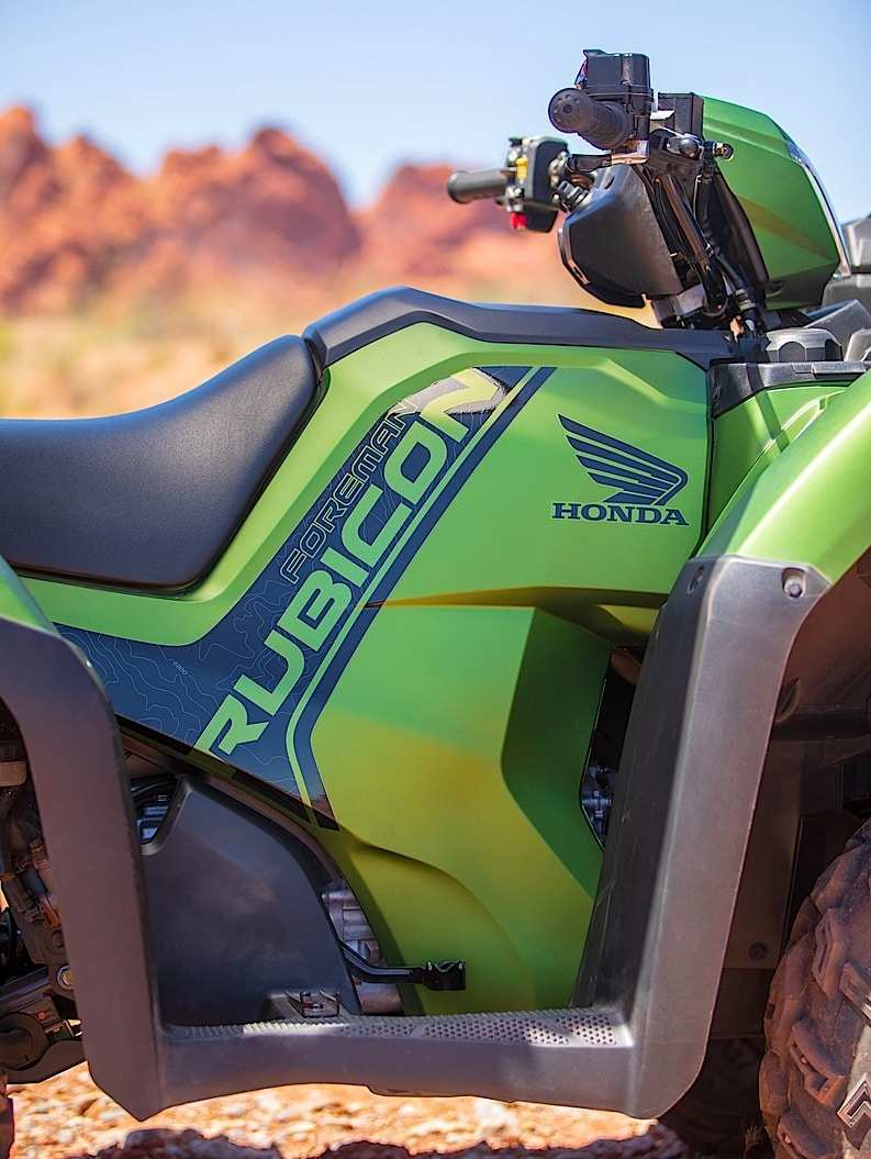 16 The Best Honda Rincon 2020 Pictures