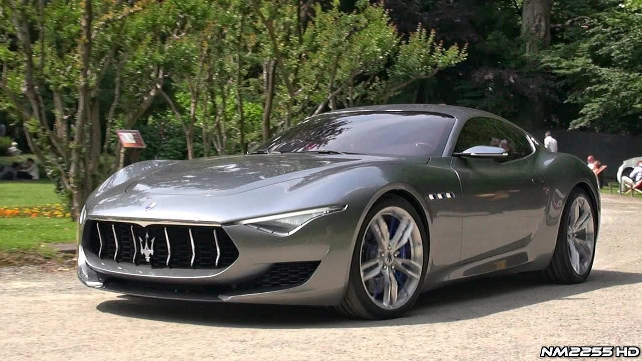 16 The Maserati Elettrica 2019 Review And Release Date