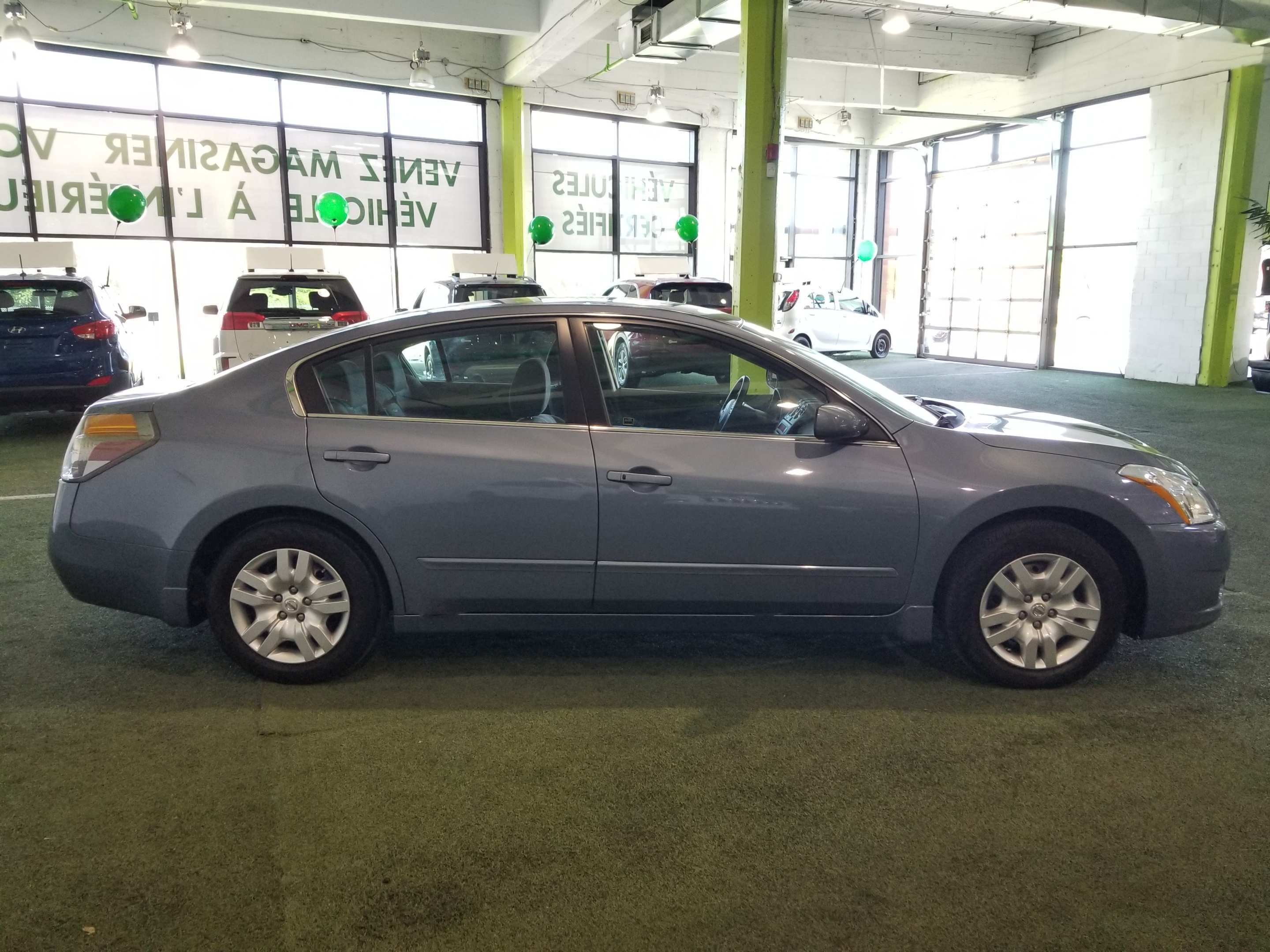 16 The Nissan Altima 2 5 S Pictures