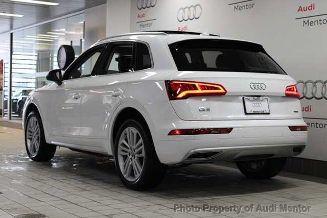 17 A 2019 Audi Q5 Suv Engine