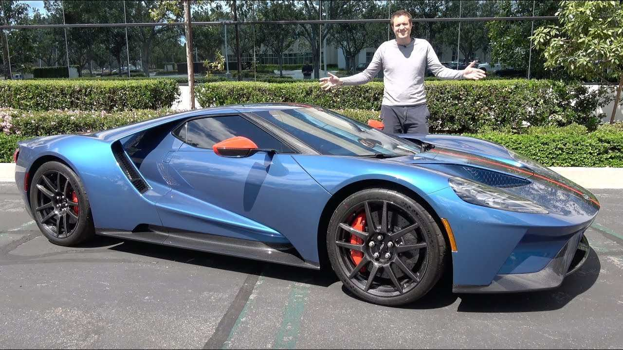 17 A 2019 Ford Gt Supercar Pricing