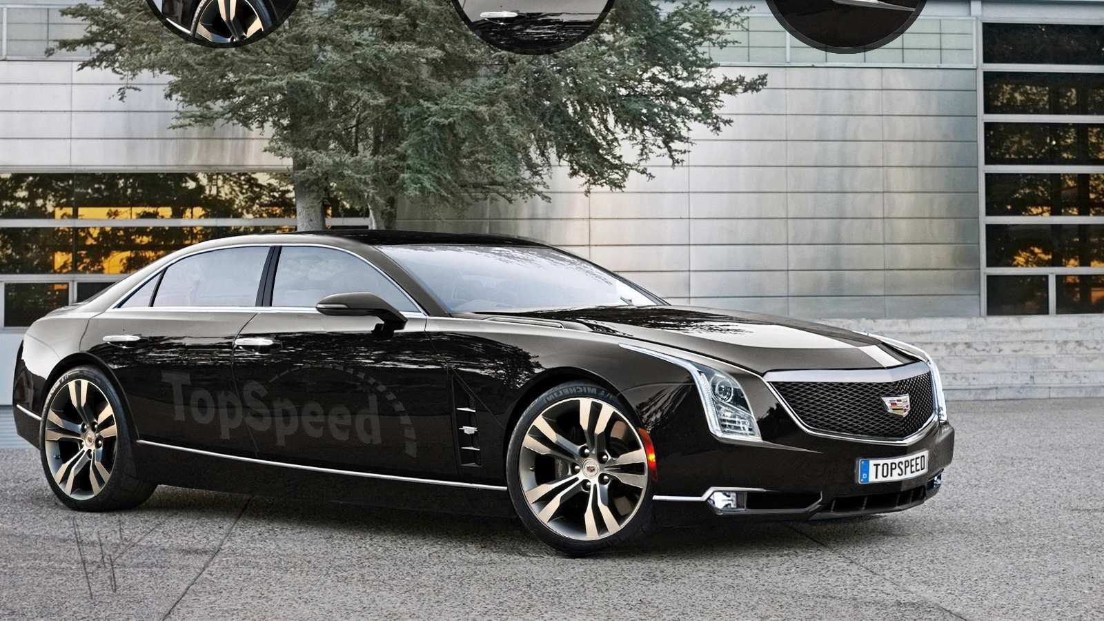 17 A 2020 Cadillac Limo Images