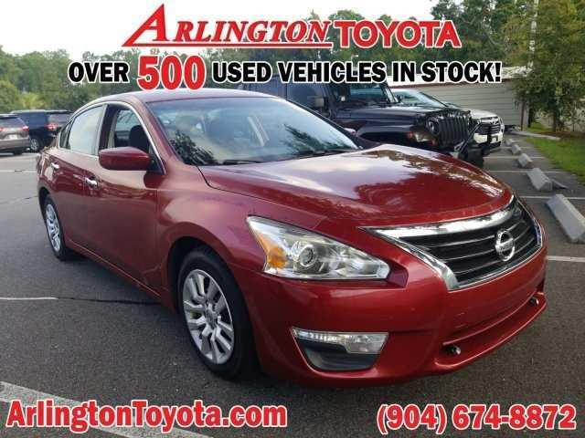 17 A Nissan Altima 2 5 S Picture