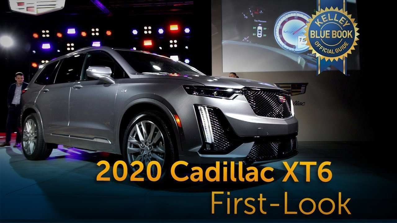 17 All New Cadillac Xt6 2020 Youtube Redesign And Concept