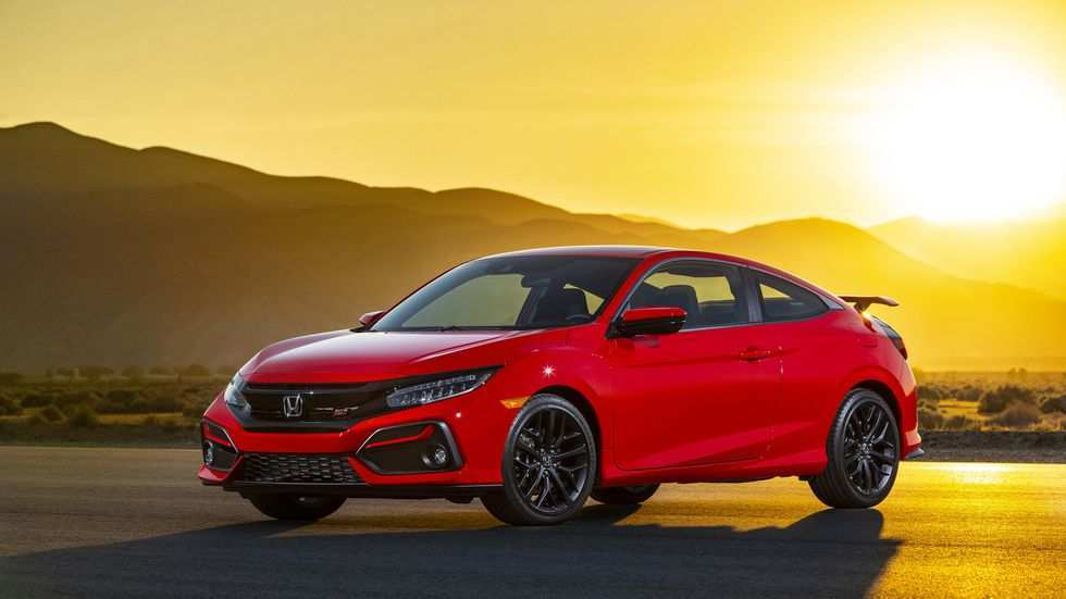 17 All New Honda Si 2020 Concept