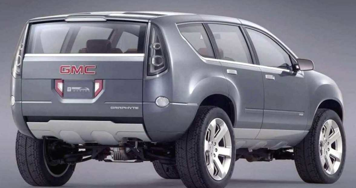 17 All New New 2020 Gmc Jimmy Specs