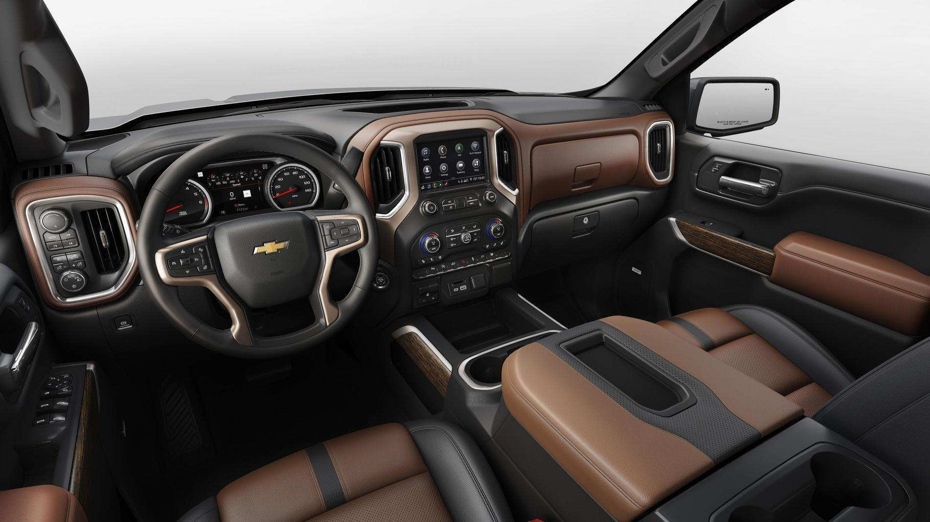 17 Best 2019 Chevrolet High Country Interior First Drive
