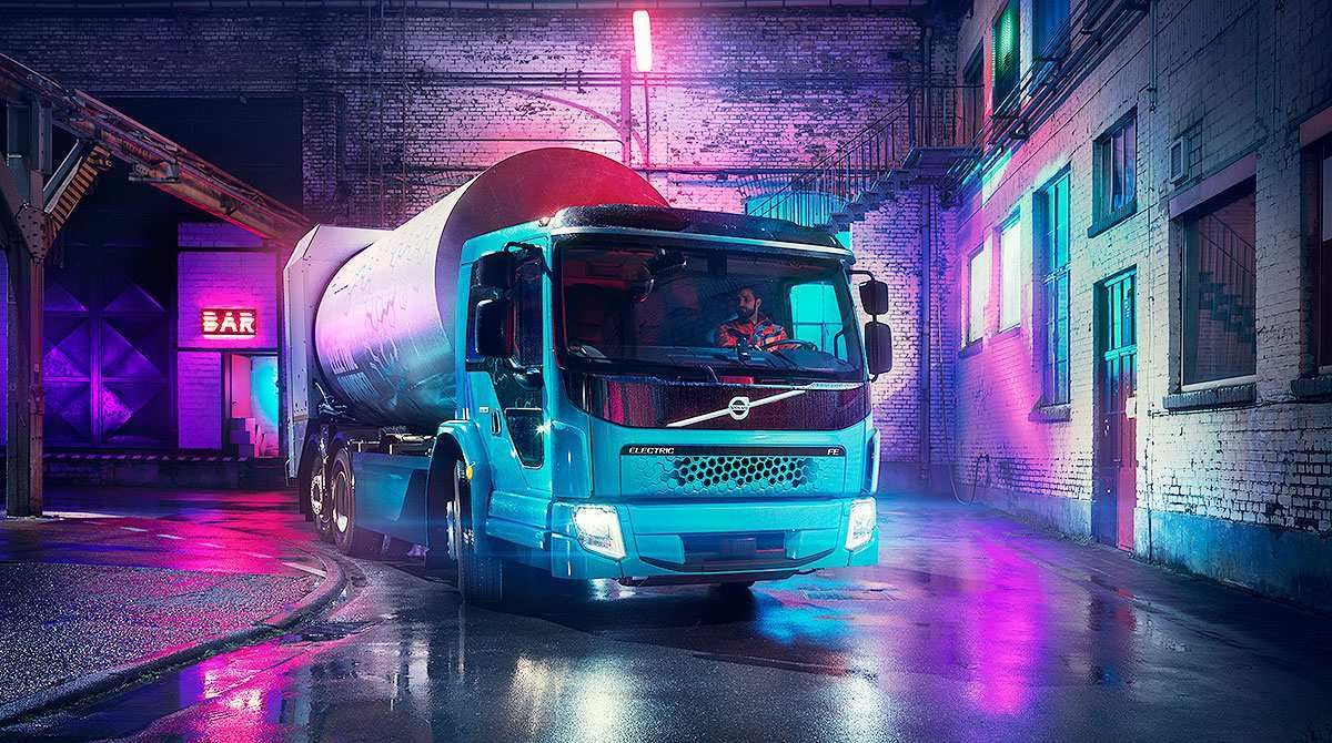 17 Best Volvo Electric Truck 2020 Concept