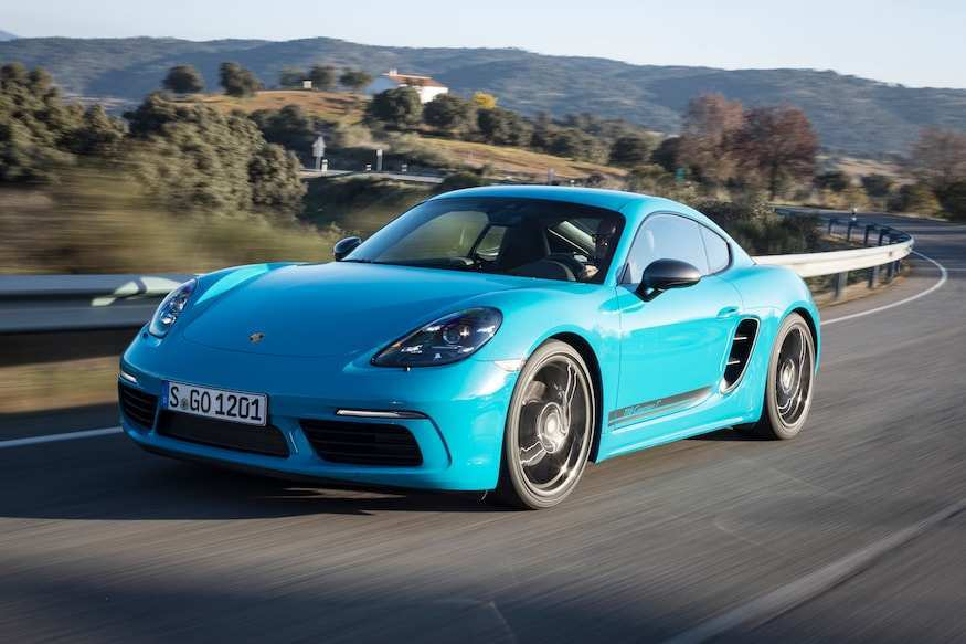 17 New 2020 Porsche Cayman Price Design And Review