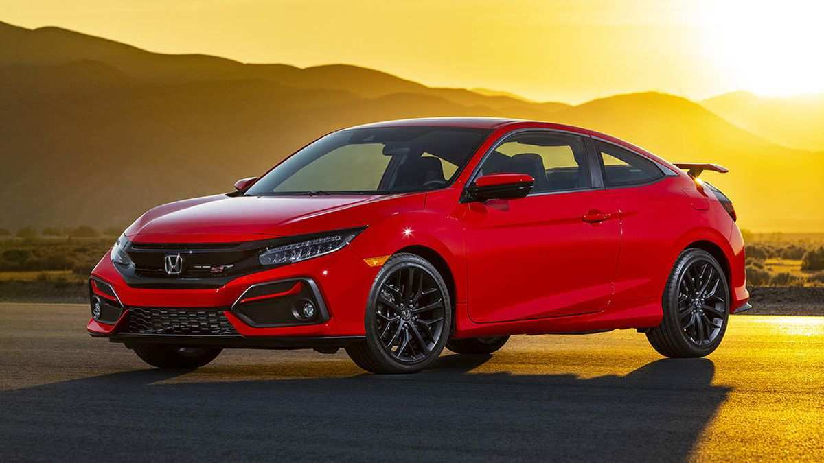 17 New Honda Type 2020 First Drive