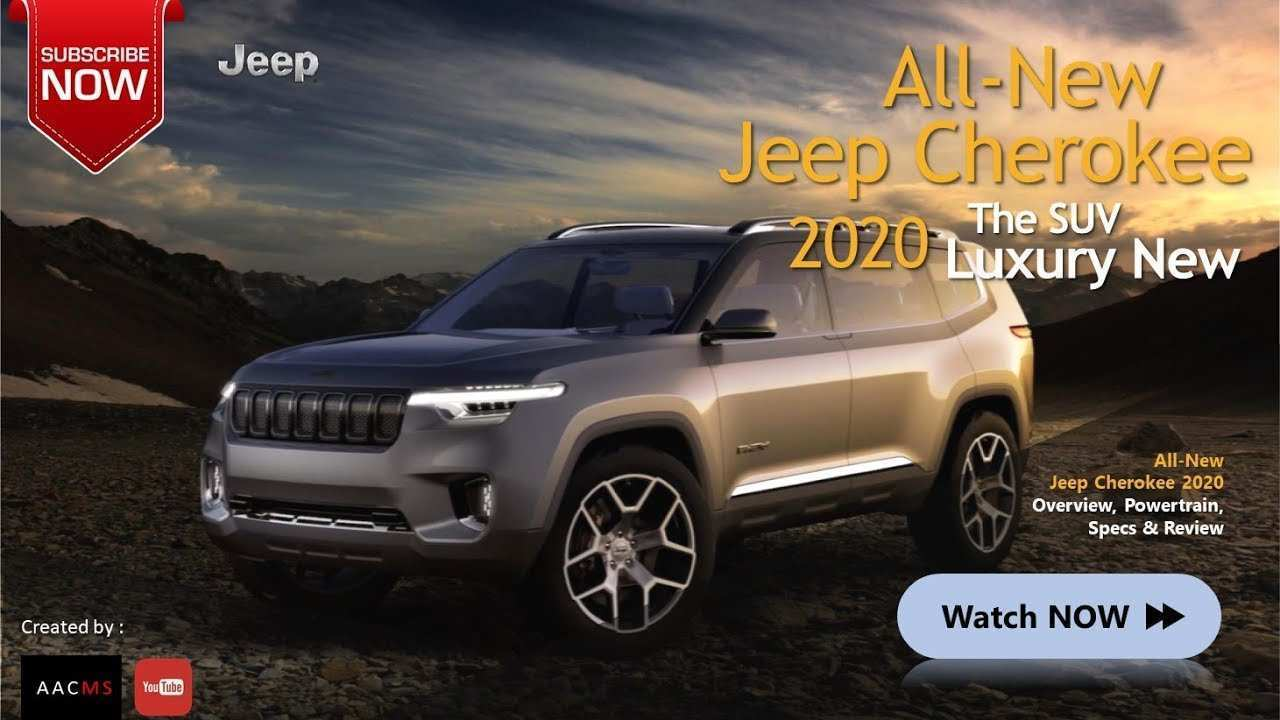 17 New Jeep New Suv 2020 New Model And Performance