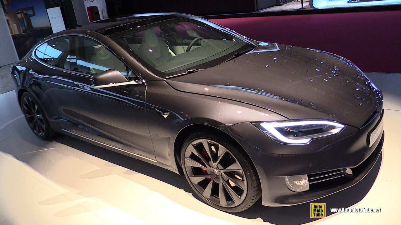 17 New Tesla S 2019 Redesign And Concept