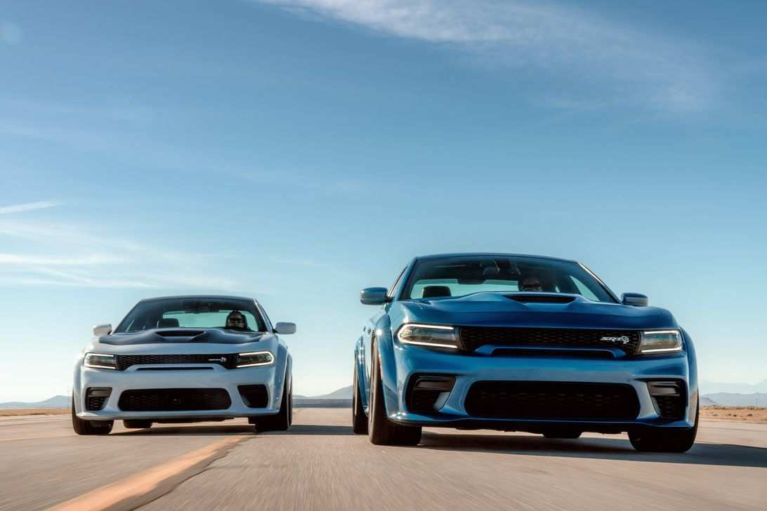 17 The 2020 Dodge Charger Scat Pack Widebody Pictures