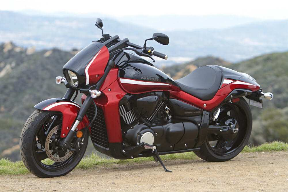 17 The Best 2019 Suzuki M109R Specs and Review