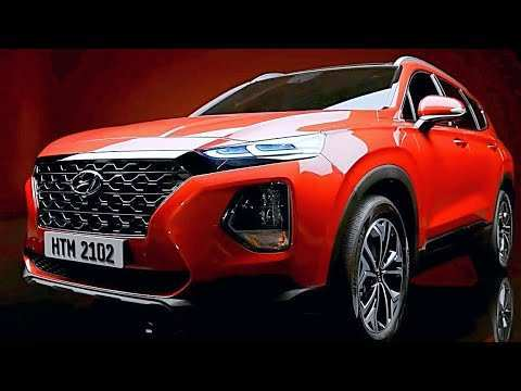 17 The Best Hyundai Santa Fe 2020 Exterior And Interior