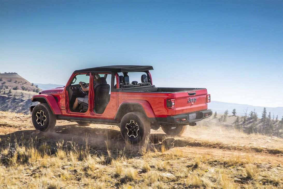 17 The Jeep Gladiator 2020 Price Price And Release Date