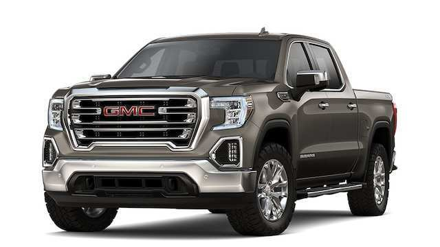 18 A 2019 Gmc Sierra Images First Drive
