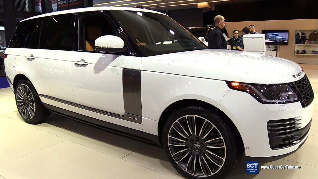 18 A 2019 Land Rover Autobiography Price And Release Date