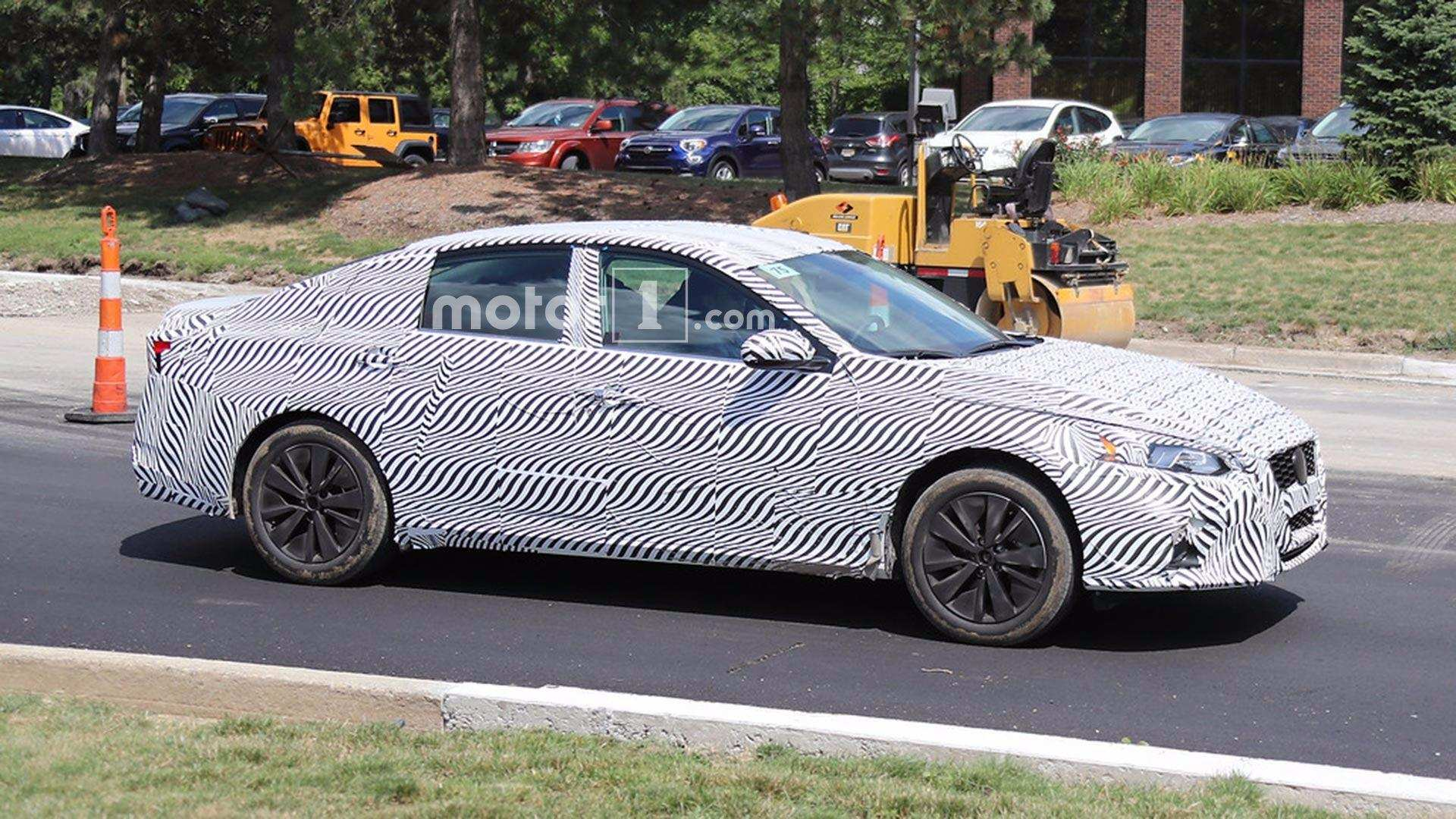 18 A 2019 Nissan Altima Spy Shots Review
