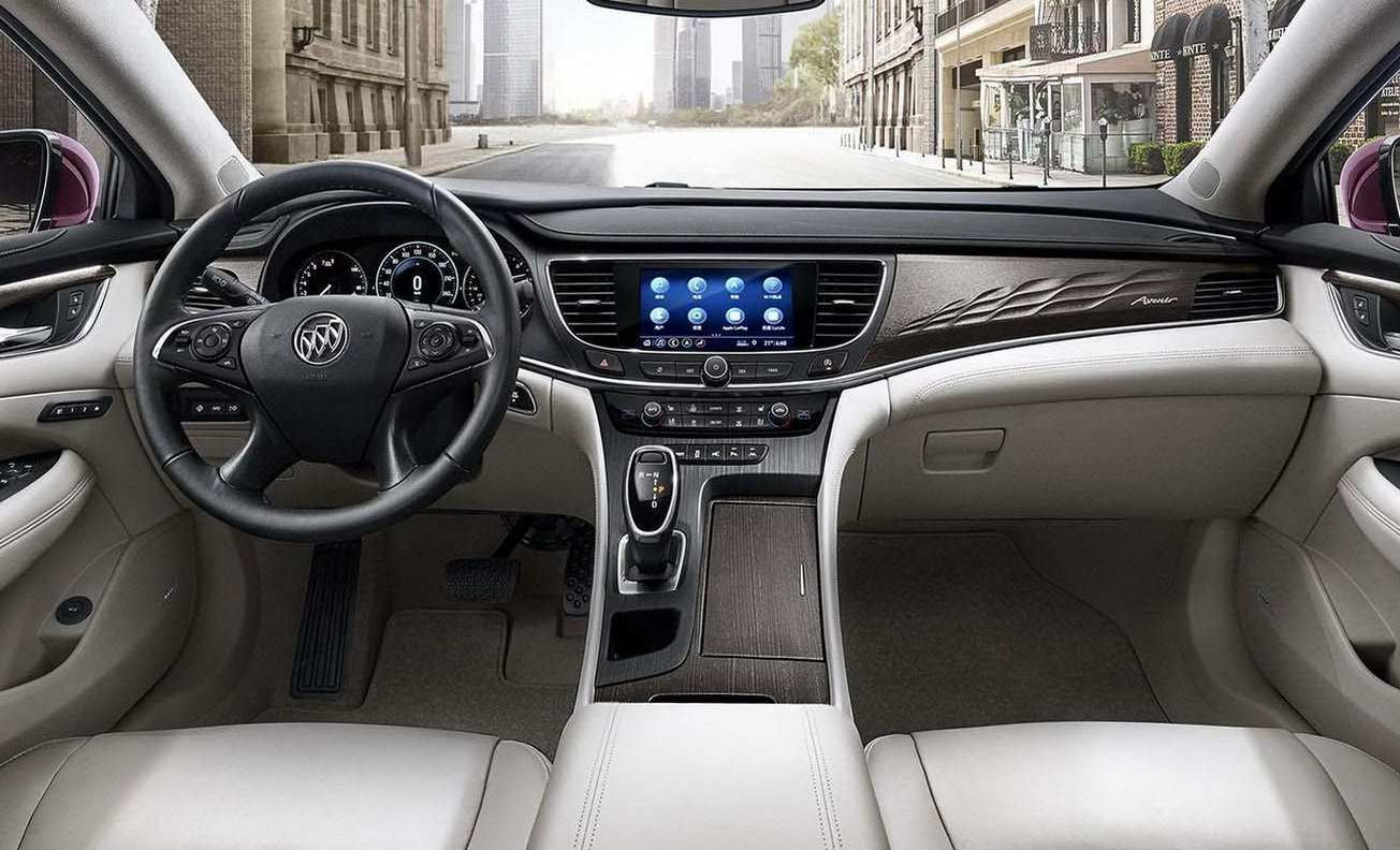 18 A 2020 Buick Lacrosse Refresh Concept And Review