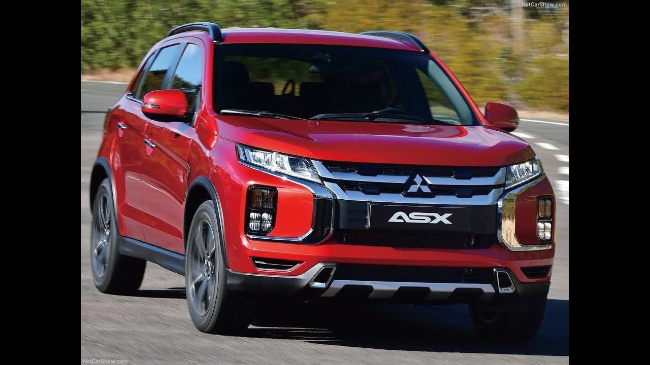 18 A Mitsubishi Asx 2020 Video Specs And Review