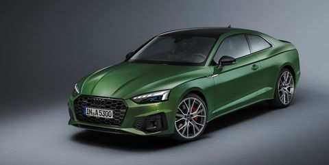 18 All New 2020 Audi S5 Performance