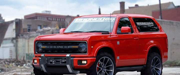 18 All New 2020 Ford Bronco Wiki Images