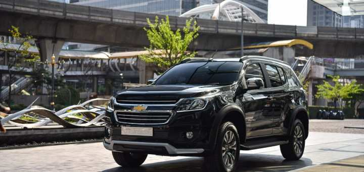 18 Best 2019 Chevrolet Trailblazer Release Date And Concept
