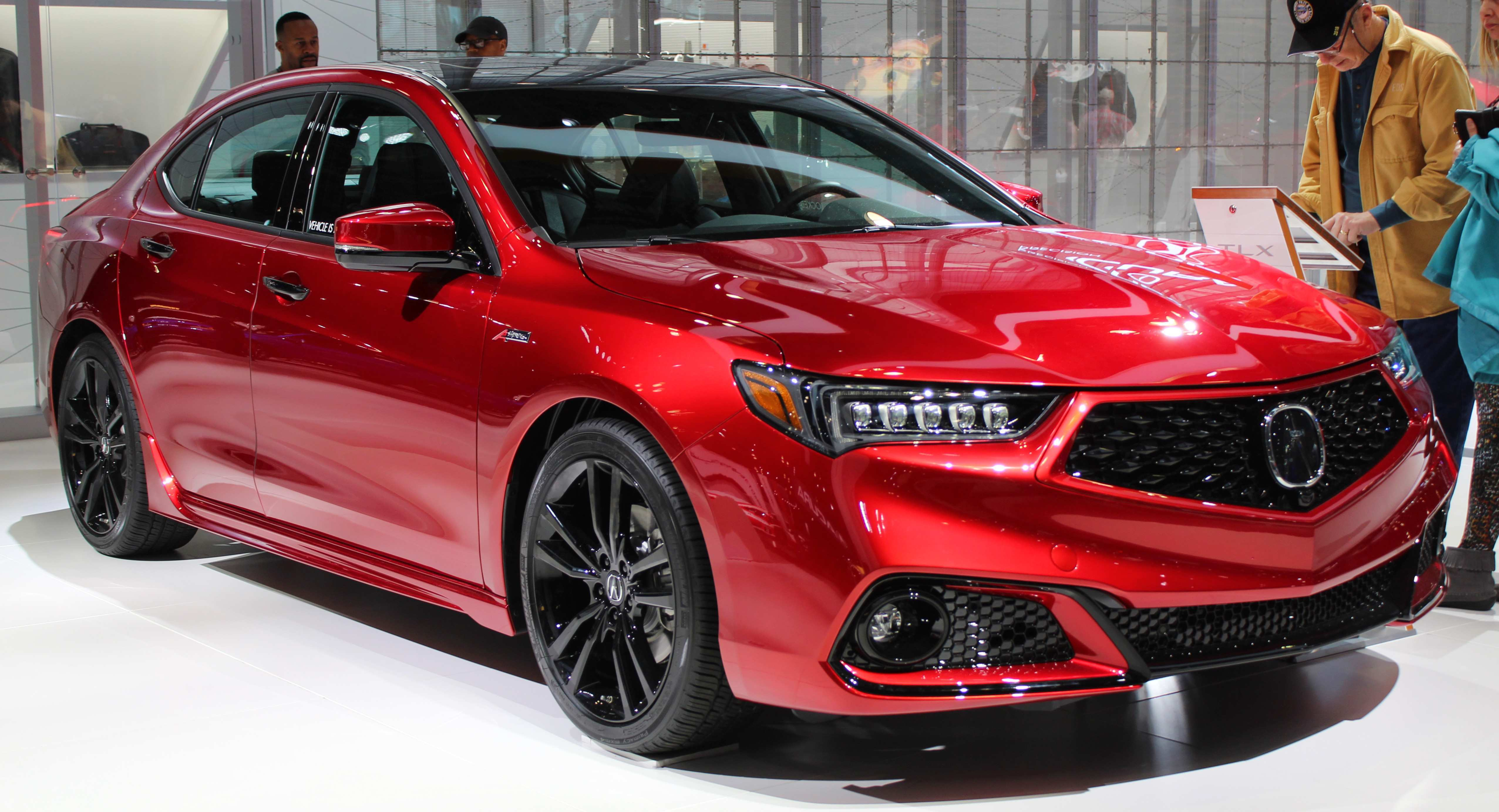 18 New 2019 Acura Tlx Type S Configurations