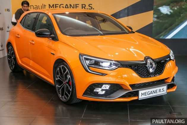 18 New 2019 Renault Megane Rs Style