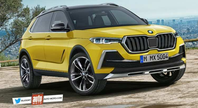 18 New Bmw Urban Cross 2020 New Model And Performance