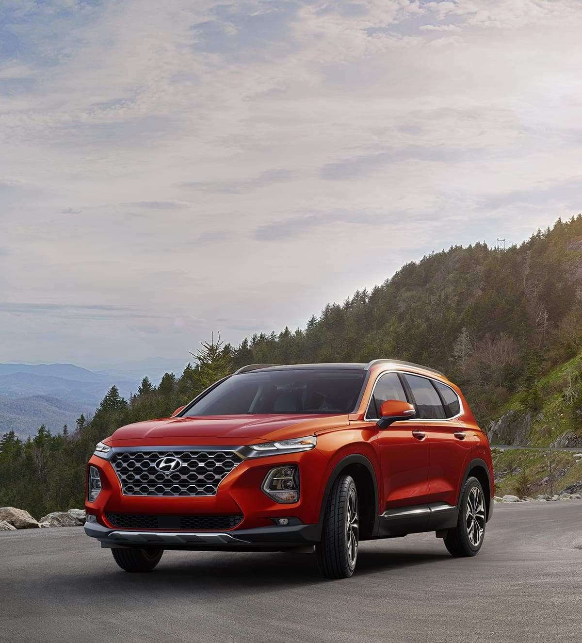 18 New Hyundai Santa Fe 2020 Performance
