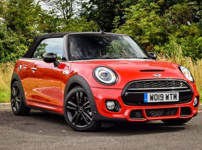 18 The 2019 Mini John Cooper Works Convertible 2 Price And Release Date