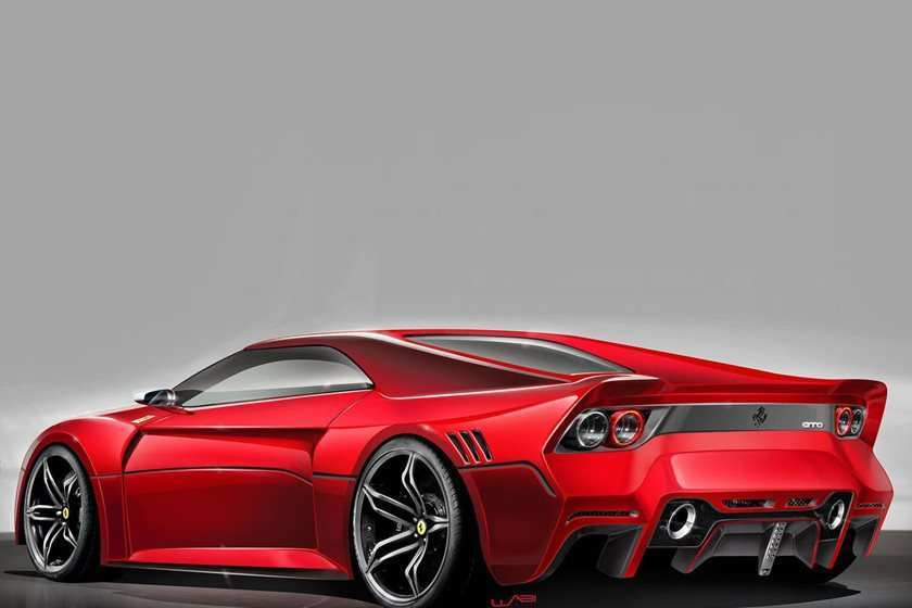 18 The 2020 Ferrari Dino Redesign And Concept