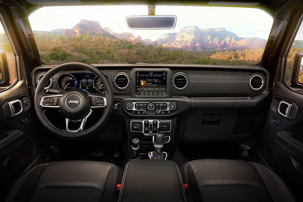 18 The 2020 Jeep Gladiator Interior Configurations
