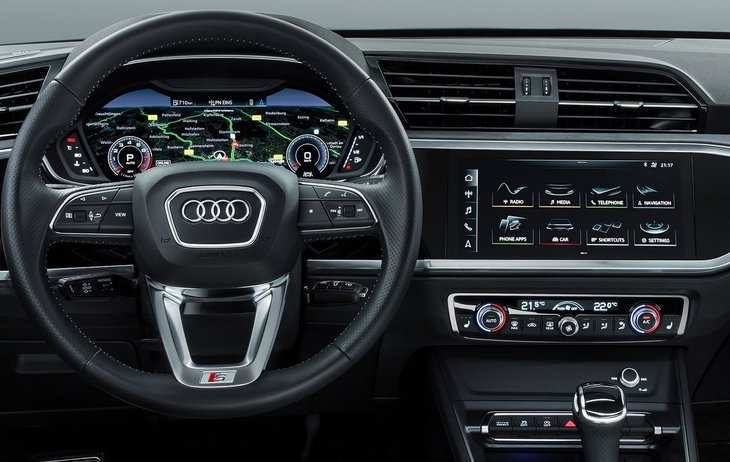 18 The Best 2020 Audi Q3 Interior Redesign And Review
