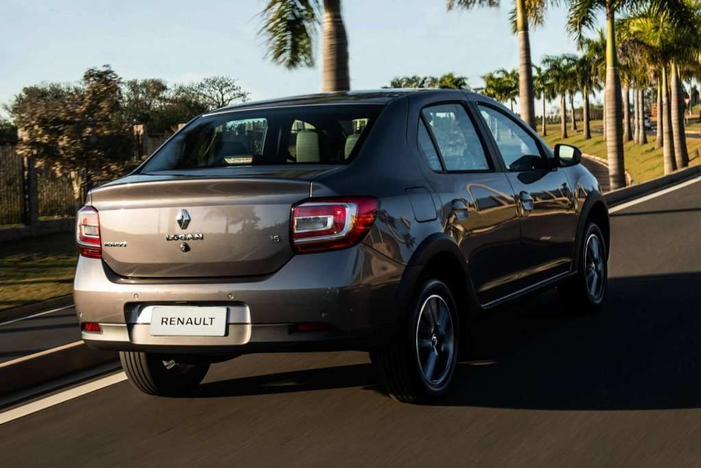 18 The Best Renault Logan 2020 Review