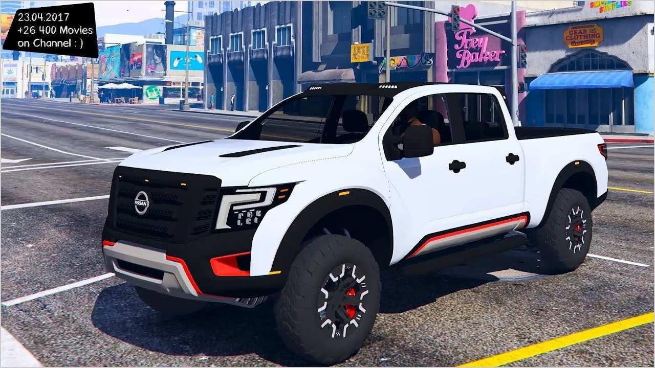 19 A 2020 Nissan Titan Warrior Price Review And Release Date