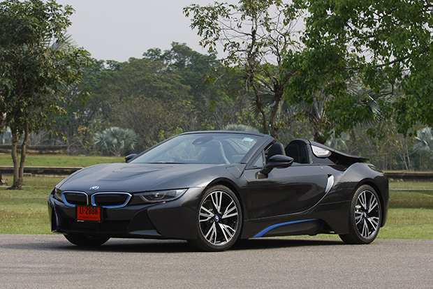 19 All New 2019 Bmw I8 Roadster Exterior And Interior
