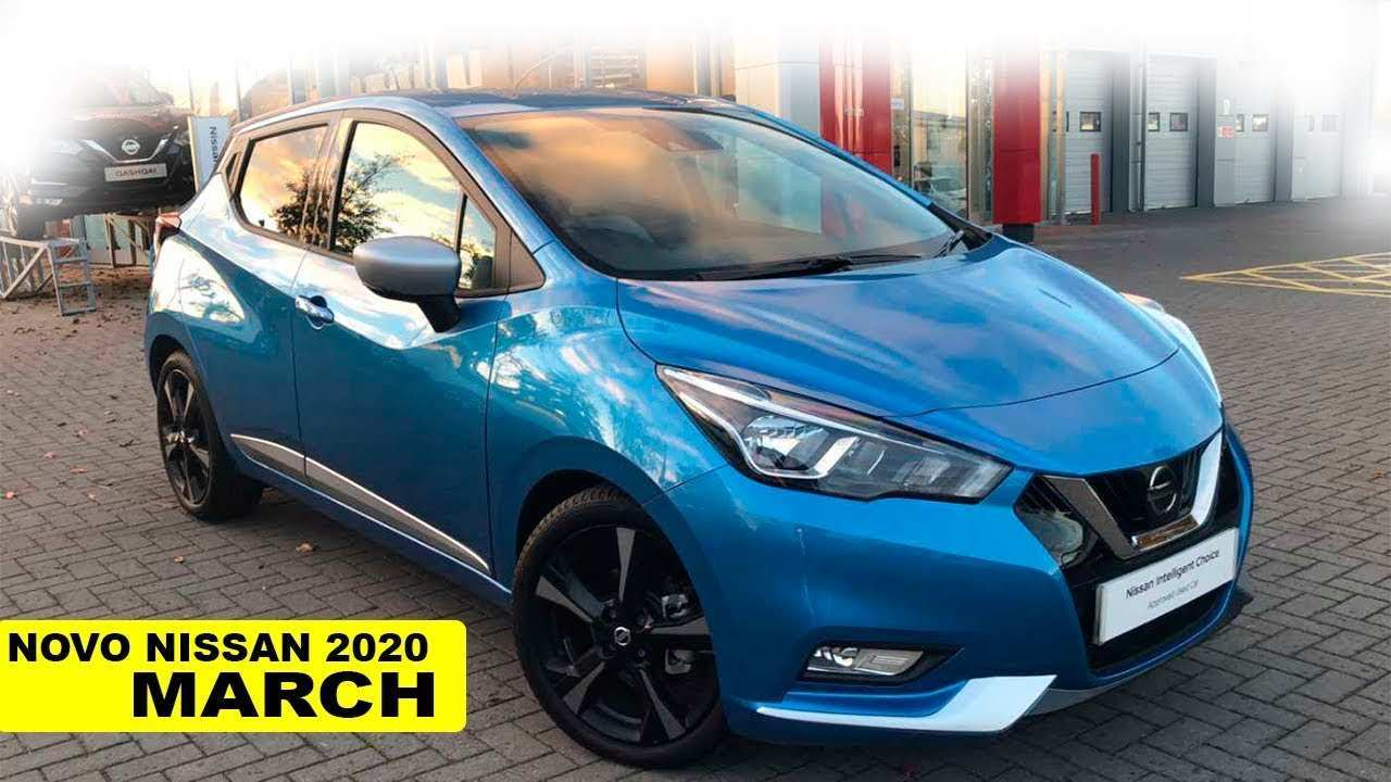 19 All New Nissan March 2020 Brasil Research New