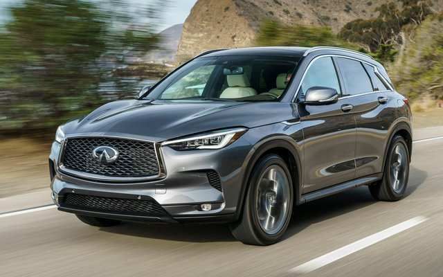 19 Best 2019 Infiniti Qx50 Dimensions Rumors