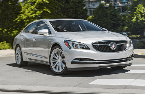 19 Best Buick Lacrosse For 2020 Pricing