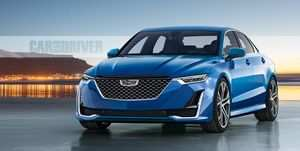19 Best New Cadillac Models For 2020 Review And Release Date