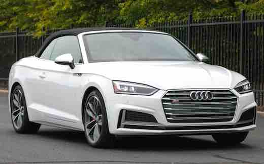 19 New 2019 Audi S5 Cabriolet First Drive