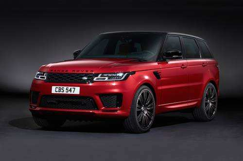 19 The 2019 Land Rover Svr New Model And Performance