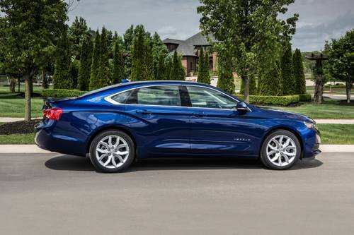 19 The 2020 Chevrolet Impala Research New