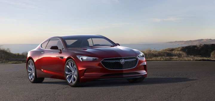 19 The Best 2020 Buick Avista Spy Shoot