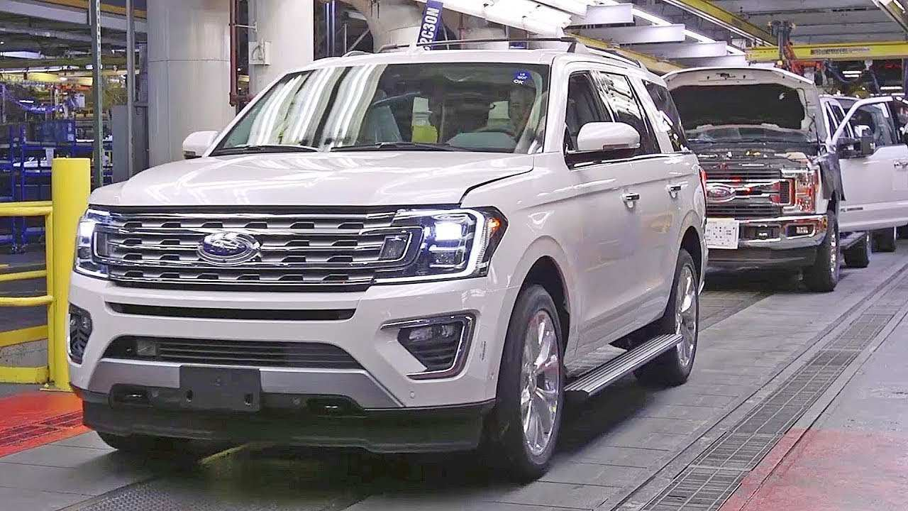 19 The Best 2020 Ford Expedition Redesign And Review
