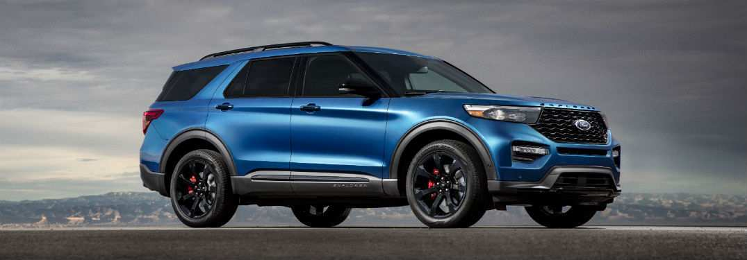 19 The Best 2020 Ford Explorer Availability Redesign And Review